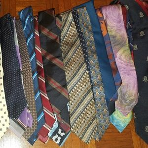 Bundle of 40 Men's Ties